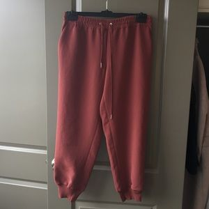 Wilfred Buffon Pant in Cider size M